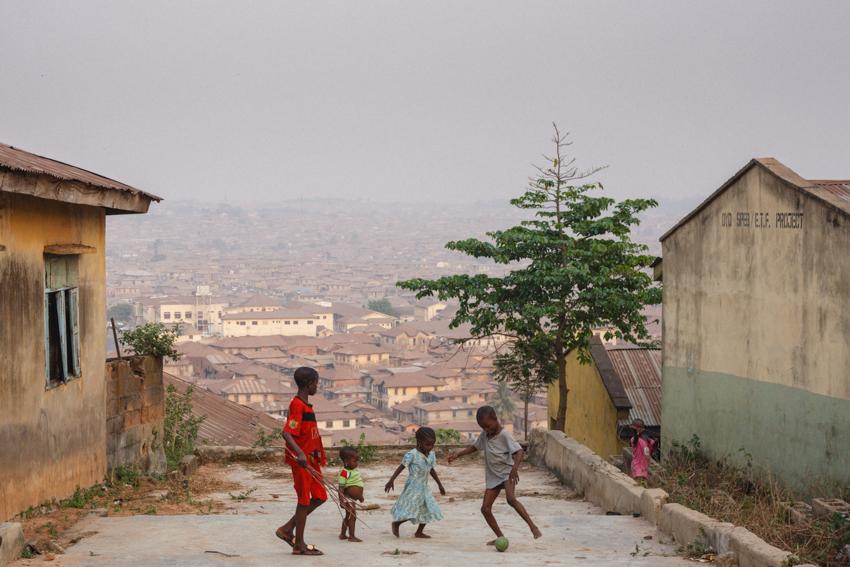 Asya Gefter_Mokola Hill_Ibadan