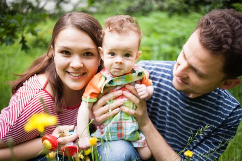 Nastya, Sasha and Sashka, 6 months