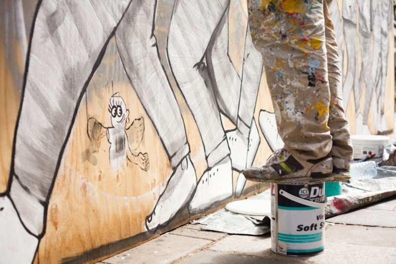 Clapton festival - wall drawing_02