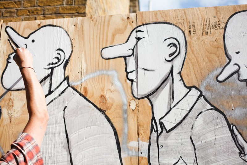 Clapton festival - wall drawing_03