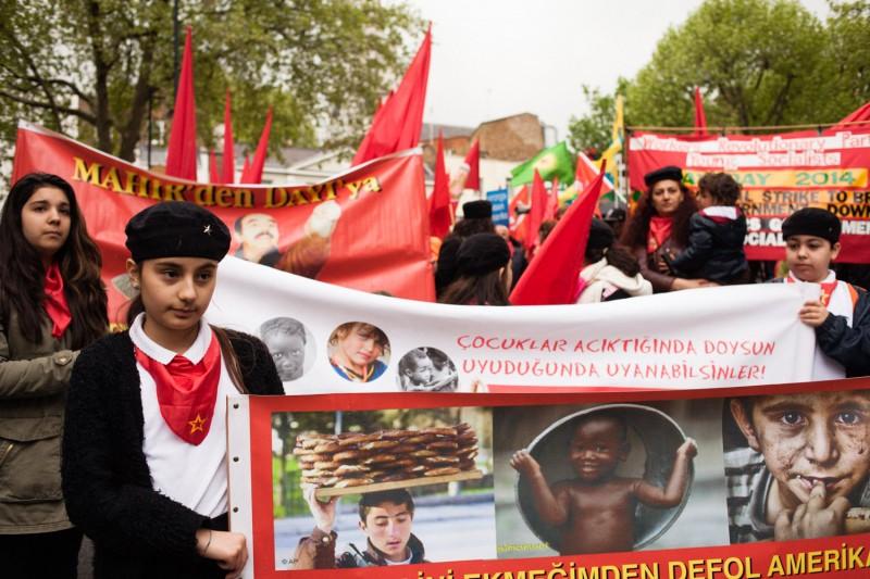 May Day Clerkenwell 027