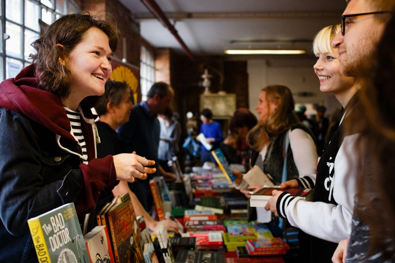 London Radical Book Fair 2015-03